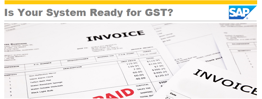SAP GST Training | Goods & Services Tax (GST) | GST